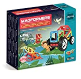 Magformers - Adventure Jungle, Set de 32 Piezas magnéticas (703009)