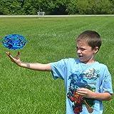 ShinePick Mini Drone para Niños y Adultos, Recargable UFO Drone Movimiento Control Mano Drones Juguetes Voladores con Luz LED Beginner RC Helicóptero Regalos para Niños
