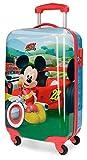 Maleta de cabina Mickey Roadster Racers Rígida 55cm