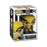 Funko - Pop! Bobble Marvel: 80th - First Appearance Wolverine Figura Coleccionable, Multicolor (44155)