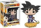 Funko Pop Dragonball Z Goku & Nimbus Figura de Vinilo, Color, estándar (7427)