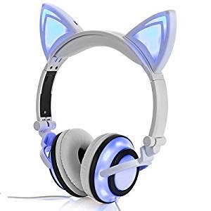 auriculares kawaii