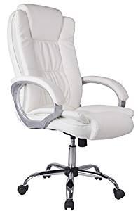 silla de escritorio blanca para emprendedores
