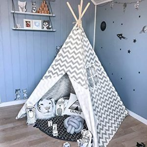 Cabaña india teepee kawaii para niños Tiny Land