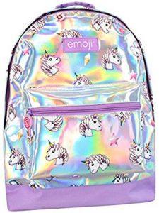 Mochila de Unicornios para niñas Emoji