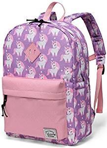 Mochila preescolar de Unicornios Kawaii para niñas