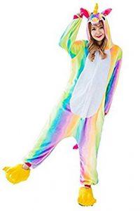 Pijama Mystery y Melody suave y comodo de unicornios