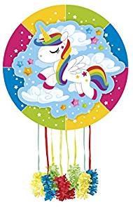 piñata de Unicornios para cumpleaños y fiestas