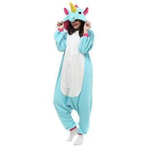 pijama de unicornio cosplay flanela