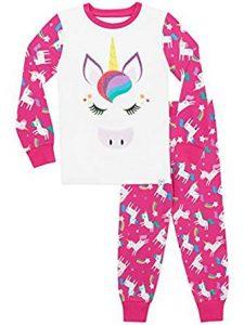 Pijama de unicornio kawaii