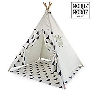 tienda Teepee para niños Moritz para casa o jardin