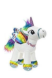 unicornio con alas kawaii 34 cm