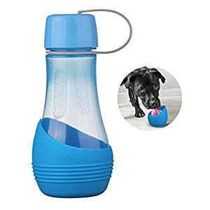 Bebedero para perros Pórtatil con tazón