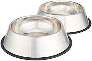 Bebederos para perros de aluminio