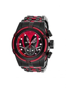 Reloj Suizo Invicta Marvel color rojo