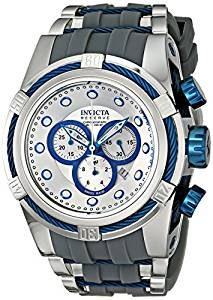 Reloj Suizo Invicta de Cuarzo para hombre de color azul