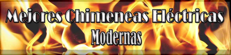 chimeneas electricas modernas empotrables