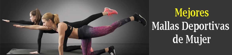 Mejores mallas deportivas de mujer