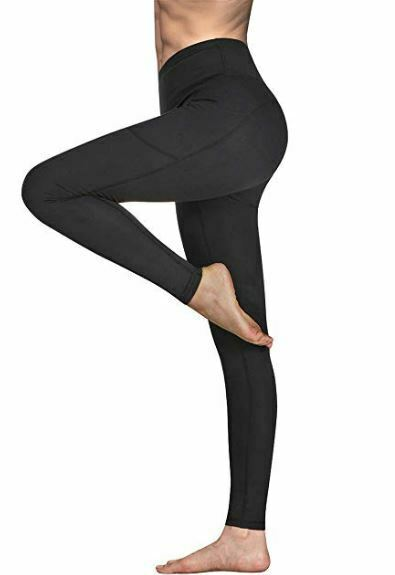 pantalones deportivos de mujer Gimdumasa color negro