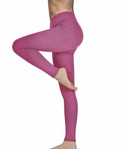 pantalones deportivos de mujer Gimdumasa color rosa