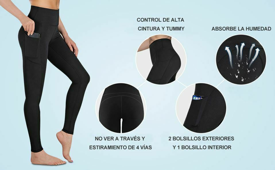 pantalonos deportivos de mujer caracteristicas