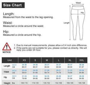 pantalonos deportivos de mujeres tallas